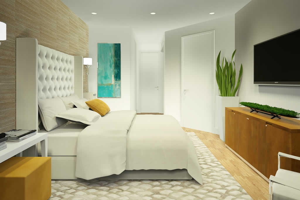 Third bedroom or guest bedroom